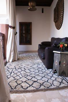 Moroccan Beni Ourain Rug