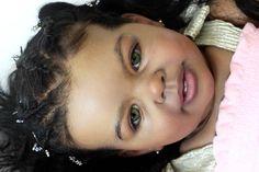 Ethnic AA bi-rascal Kay's Nursery Indra Toddler, Katie-Marie by Ann Timmerman