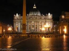 The Vatican. Amazing place