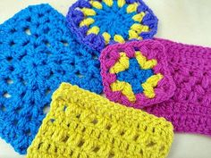 FREE Tutorial: Learn to Crochet the Puff Stitch