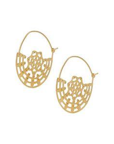 #Joannacave Women - Jewelry - Earrings Joanna cave on #YOOX#ambervalletta #masterandmuse