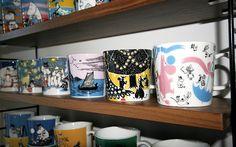 pientä mutta suurta: Special Moomin mugs