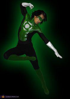 Green Lantern - Halloween Costume Contest via @costume_works