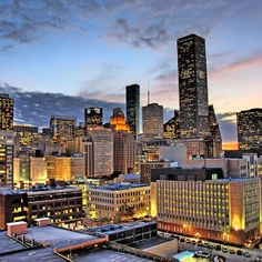 America's fourth-largest city is a cosmopolitan destination, filled with world-class dining, arts, hotels, shopping and nightlife. Take a stroll through the historic Heights, spend the day exploring the Museum District or head down to Space Center Houston. Later on, grab a bite in one of dozens of award-winning restaurants, or hang out with the cool kids on Washington Avenue. There's always something to do in this Southern hospitality meets urban chic city. Come explore YOUR Houston!