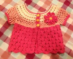 Download Sunburst Cardigan Sewing Pattern | Most Popular | Crochet Pattern |  YouCanMakeThis.com