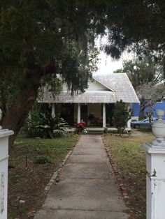 Downtown Historic 2-Story Cottage  - vacation rental in Sarasota, Florida. View more: #SarasotaFloridaVacationRentals