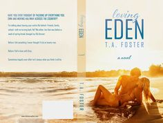 Mia's Point of View: COVER REVEAL :: LOVING EDEN BY T.A. FOSTER