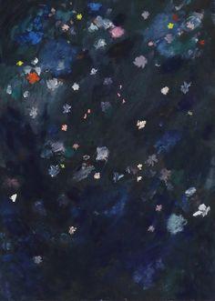 Original art for sale at pabloundpaul.de | o.T., 2011 by Silke Markefka | 70x50 cm | 2.400,00 €