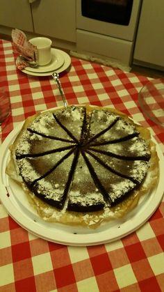 Cardamom chocolate mousse cake for Christmas ♡ #cake #baking #christmas #yum