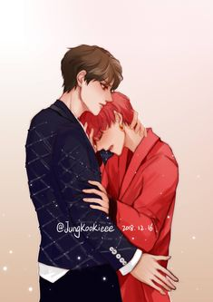 Taekook 💜 You give me purpose to live and always protect you🍁 Namjin, Yoonmin, Taekook, Bts Taehyung, Bts Bangtan Boy, Fanfiction, Cute Words, Vkook Fanart, Bts Tweet
