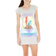 Ariel Short-Sleeve Nightshirt