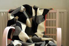 YARNFREAK: Pernilles smukke tæppe