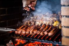 We are looking forward to summer and those barbecues!  Are you? #lunch #barbecue #meat #grill