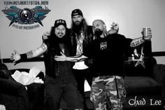 zakk wylde with friends | DIMEBAG DARRELL,ZAKK WYLDE AND KERRY KING - los mejores guitarristas ...