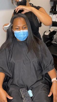 Natural Hair Tips, Natural Hair Styles, Long Hair Styles, Black Hair Care, Great Hair, Looking Gorgeous, Weave Hairstyles, Hair Hacks, Healthy Hair