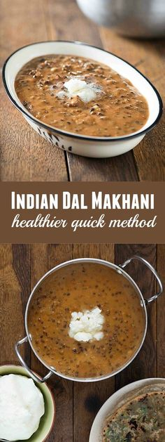 Dal makhani is one o