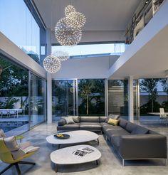 Galeria de Um Corte Concreto / Pitsou Kedem Architects - 6