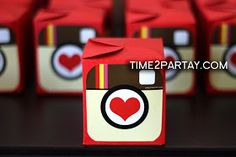 Time2Partay.blogspot.com: Instagram Themed Party Favors