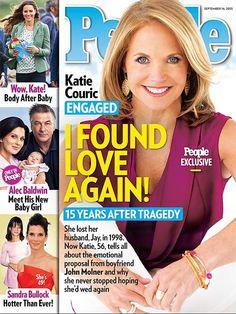 Fan of Katie couric