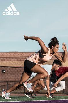 Running Pose, Running Photos, Female Pose Reference, Pose Reference Photo, Neutral Running Shoes, Adidas Running Shoes, Cool Poses, Figure Poses, Dynamic Poses