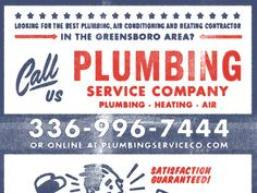 Plumbing Service Co.