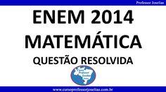 Questão de Matemática do ENEM 2014   Resolvida   Número de divisores pos...