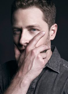 Josh Dallas Arwas photoshoot