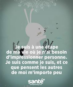 Je n'ai besoin d'impressionner personne Positive Mind, Positive Attitude, Positiv Quotes, French Language Lessons, Plus Belle Citation, Quote Citation, French Quotes, Truth Hurts, Some Words