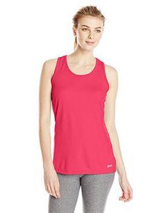 ASICS Women's Ready-Set Tank Top, Azalea, Medium - http://www.exercisejoy.com/asics-womens-ready-set-tank-top-azalea-medium/athletic-clothing/