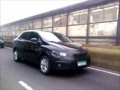 Novo Chevrolet Prisma em testes de rodagem