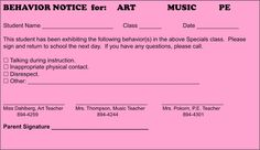 Beth's Music Notes: bulletin board