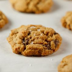 Recipes | Food | Rachael Ray Show/Grant's Chocolate Chip Cookies
