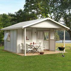 111 best abris de jardin maisonnettes et cabanes images on pinterest sheds garden houses and project ideas