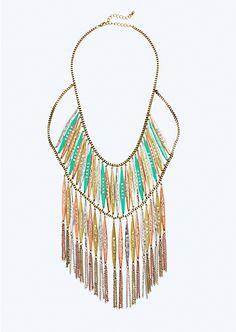 Boho Statement Necklace | Jewelry | rue21
