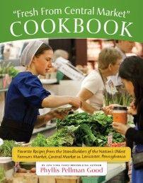 """Fresh from Central Market"" Cookbook (9781561486786) - GoodBooks.com"
