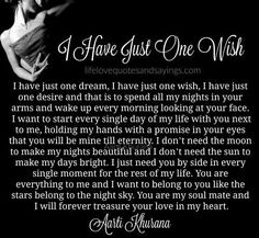 Love Messages, Everyday with you feels like a dream. No matter where I go or what I do, you are the last thought that puts me to sleep each night and the first thought that wakes me up every morning. I love my life because, it has you. Soulmate Love Quotes, Love Quotes For Her, Cute Love Quotes, Romantic Love Quotes, Love Yourself Quotes, Quotes For Him, Me Quotes, Night Love Quotes, Romantic Poems