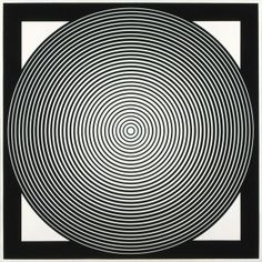 Tadasky (Tadasuke Kuwayama), D-103 (Squared Black and White) (1966)