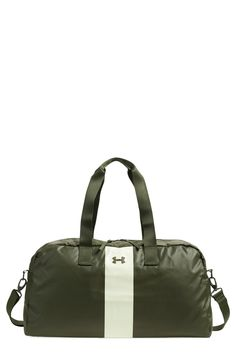 c6fc196f24e92 Under Armour  The Bag  Stripe Duffel Bag