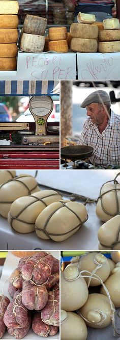 Calabria Market, I'm hungry!