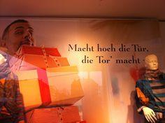 """""""Das Gesetz des (Weihnachts) Marktes"""" - Blogeintrag vom 30. November 2012"""