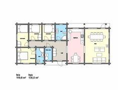 Veggli/Svartli - Flott hytte i laftet tømmer med høy standard, utsikt og gode solforhold | FINN.no