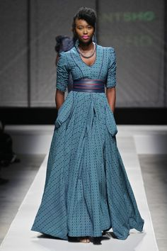 Mantsho ~ South Africa Fashion Week ~ African Style Yes, Ankara chic! African Inspired Fashion, African Print Fashion, Africa Fashion, Fashion Prints, Fashion Design, Men's Fashion, Fashion Dresses, African Print Dresses, African Dress