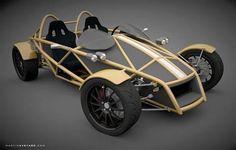 Resultado de imagen de locost kit car