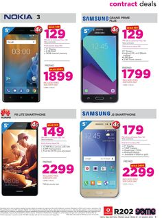 Cell Phone Specials At Game