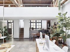 FormaFantasma's Amsterdam Studio Home