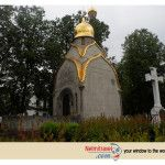 The Chapel at Novodevichy Convent – Moscow. http://nelmitravel.com/the-chapel/
