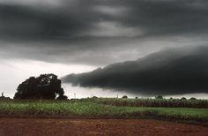 Raghu Rai- Monsoon Clouds