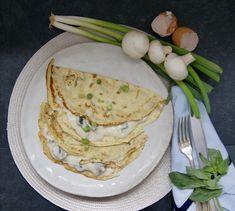 Sauce Béchamel, Pancakes, Breakfast, Food, Smoked Chicken, Large Plates, Pancake Day, Seasonal Recipe, Smoking