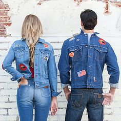 9ef2a353a5 Customize Your Denim With Embroidered Patches