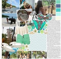 """""""Take it in but don't look down ♥ [BOTSICC Round Dos]"""" by maya-is-a-mermaid ❤ liked on Polyvore"""